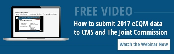 Submit eCQM Data to CMS
