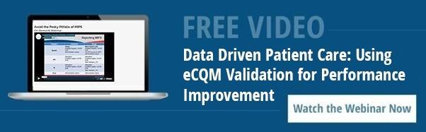 data driven patient care