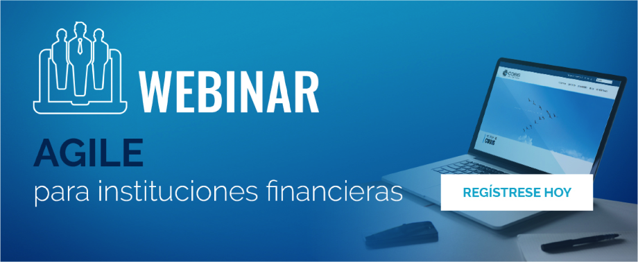 Webinar Agile para Instituciones Financieras