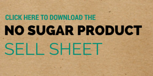 Download the No Sugar Product List