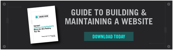 Guide to Building & Maintaining a Website
