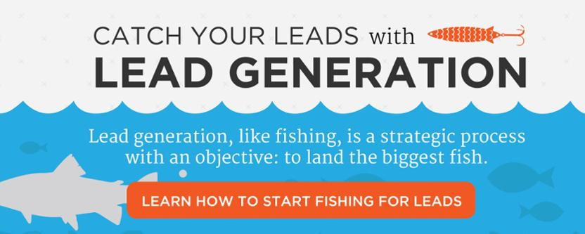 Catch all the leads with our Lead Generation Cheat Sheet