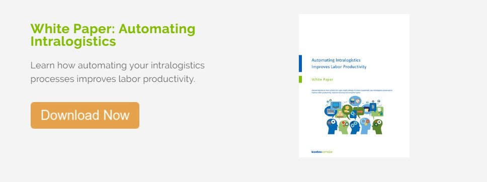 White Paper: Automating Intralogistics