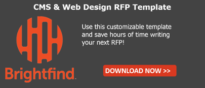 Download the CMS & Web Design RFP Template