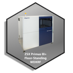 ZSX Primus III+ Stationary WDXRF