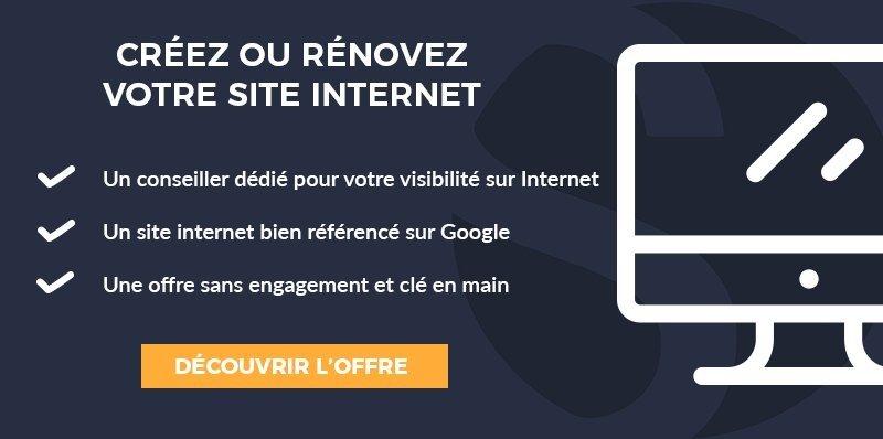 cta creer rénover un site internet
