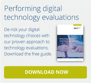 Performing digital technology evaluations