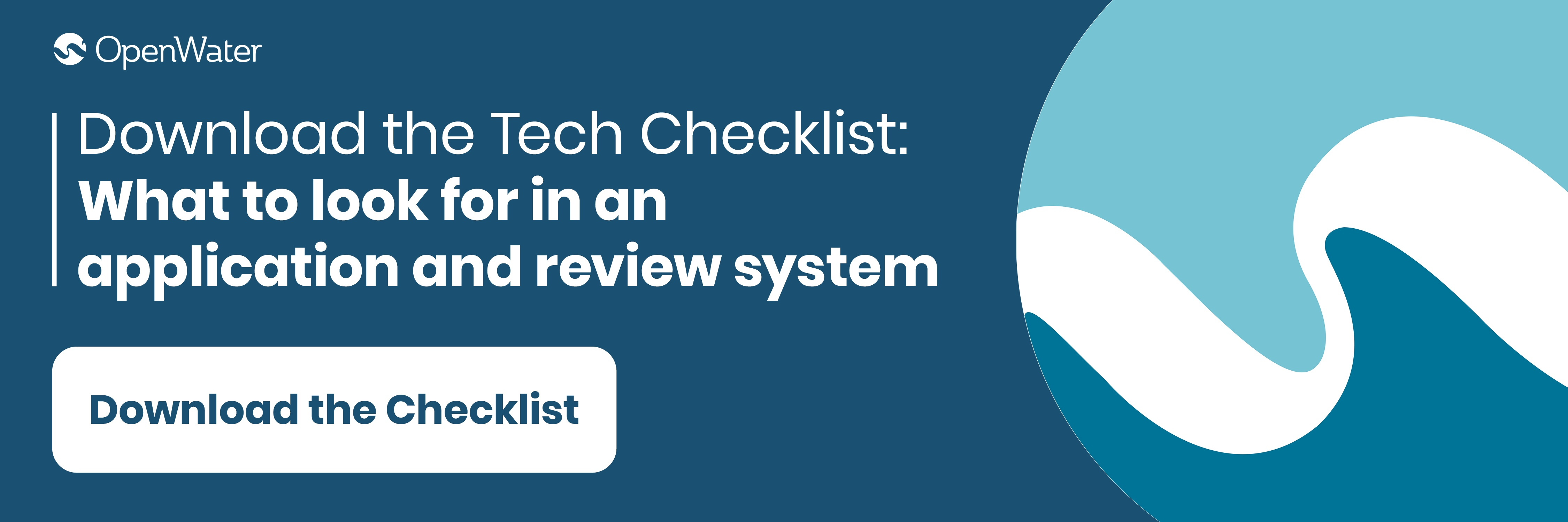 Tech Checklist - What to Look for in an Application and Review System