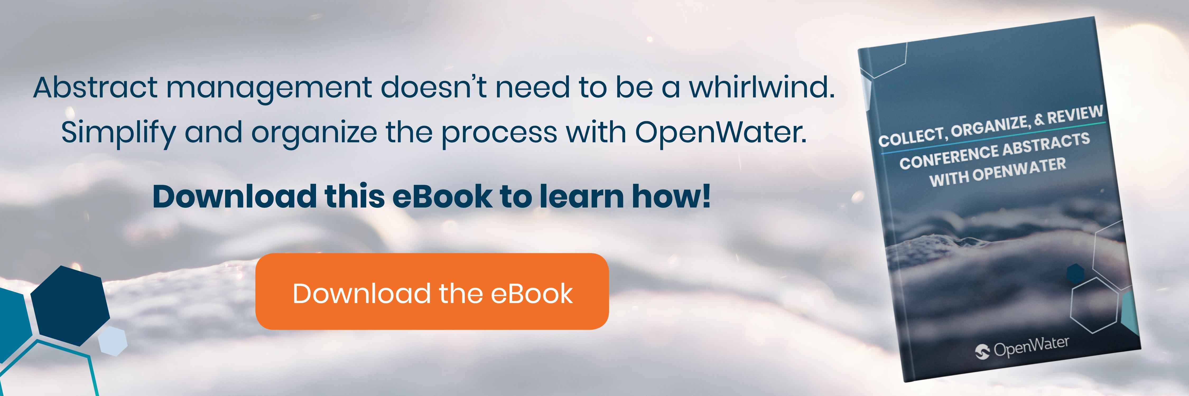 Collect, Organize, and Review Conference Abstracts with Openwater