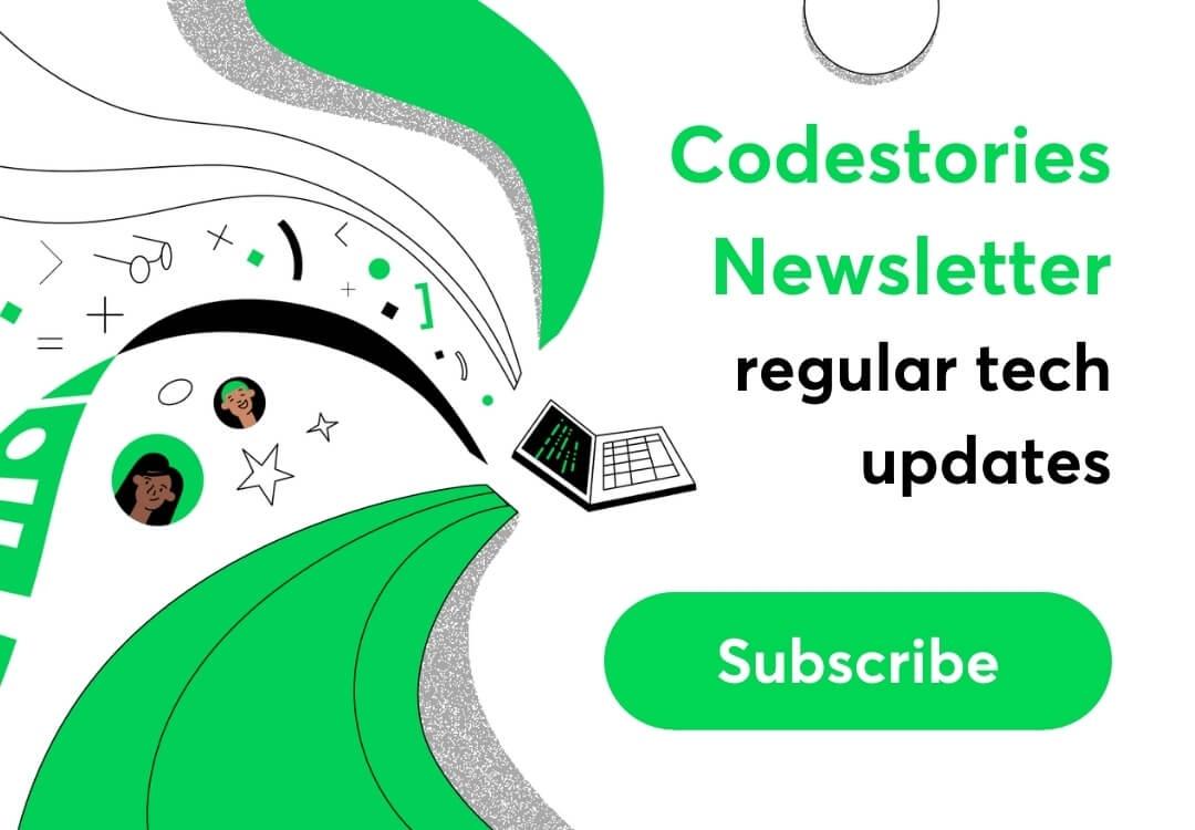 Codestories Newsletter