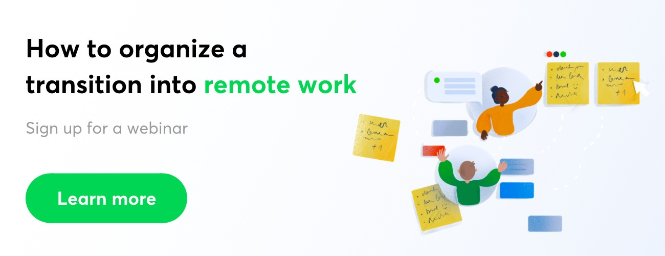 remote work webinar sign up