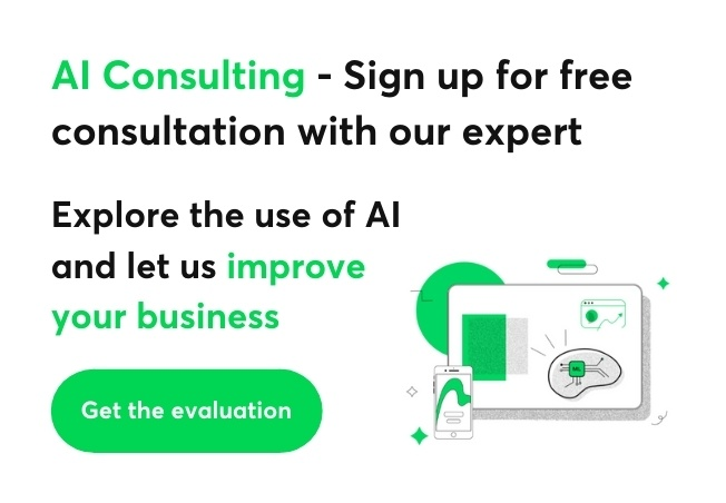 AI consulting - get the evaluation