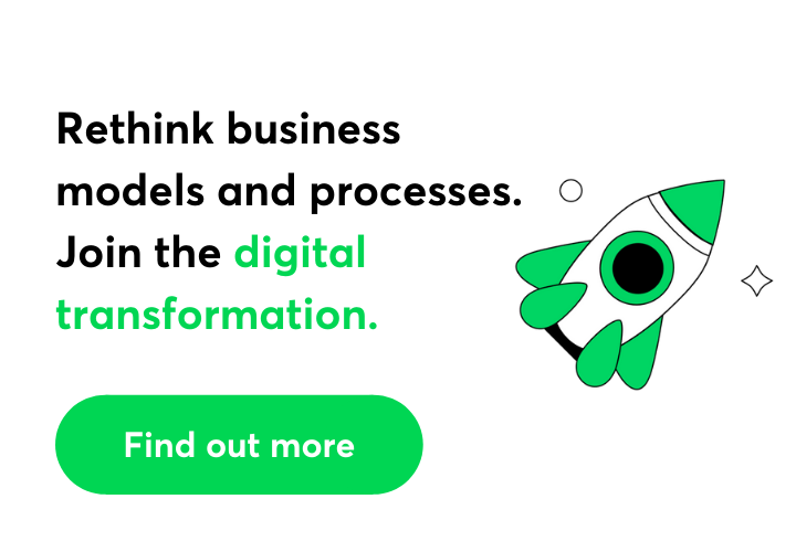 join the digital transformation