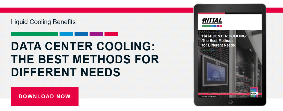 Data Center Cooling Best Methods