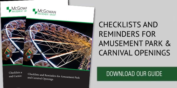 download guide: checklists and reminders for amusement park and carnival openings