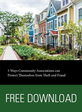5 Ways Community Associations can Protect Themselves from Theft and Fraud