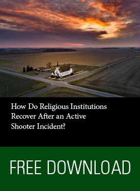 How Do Religious Institutions Recover After an Active Shooter Incident? Free eBook Download
