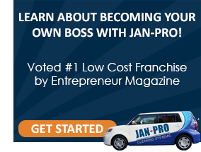 Learning About Becoming a JAN-PRO Franchisee Owner!