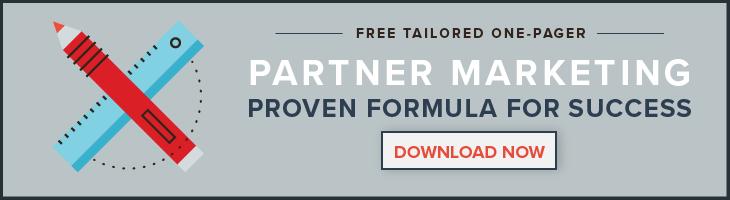 Partner Marketing CTA