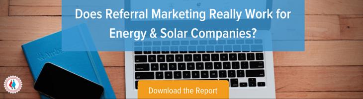 Energy & Solar Report