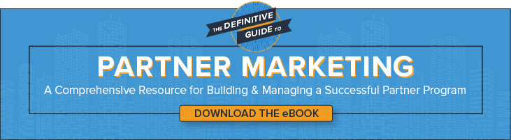 Partner Marketing Definitive Guide eBook