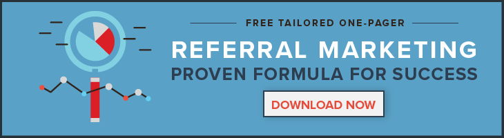 Referral Marketing Formula for Success CTA