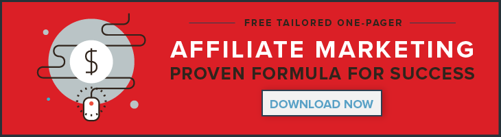 Affiliate Marketing Formula for Success