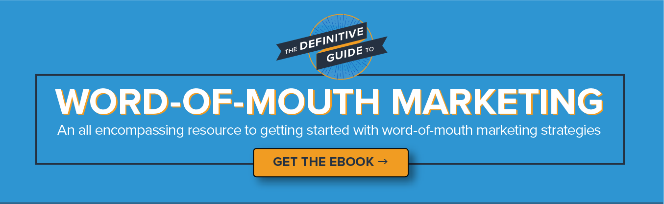 Definitive Guide Word-of-Mouth Marketing eBook