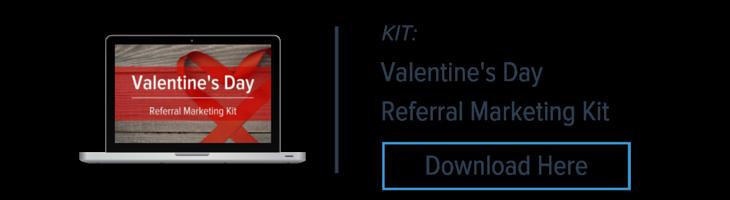 Valentines Day Referral Marketing Kit