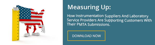 Measuring Up: How Instrumentation Suppliers And Laboratory Service Providers Are Supporting Customers With Their PMTA Submissions.