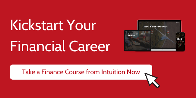 Intuition Now offers finance courses designed to help college students get a job in finance