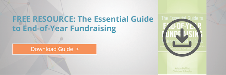Essential Guide to End of Year Fundraising