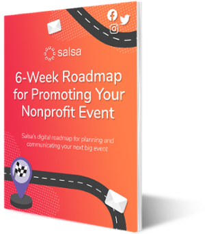 6 Week Roadmap for Promoting Your Nonprofit Event Ebook Image