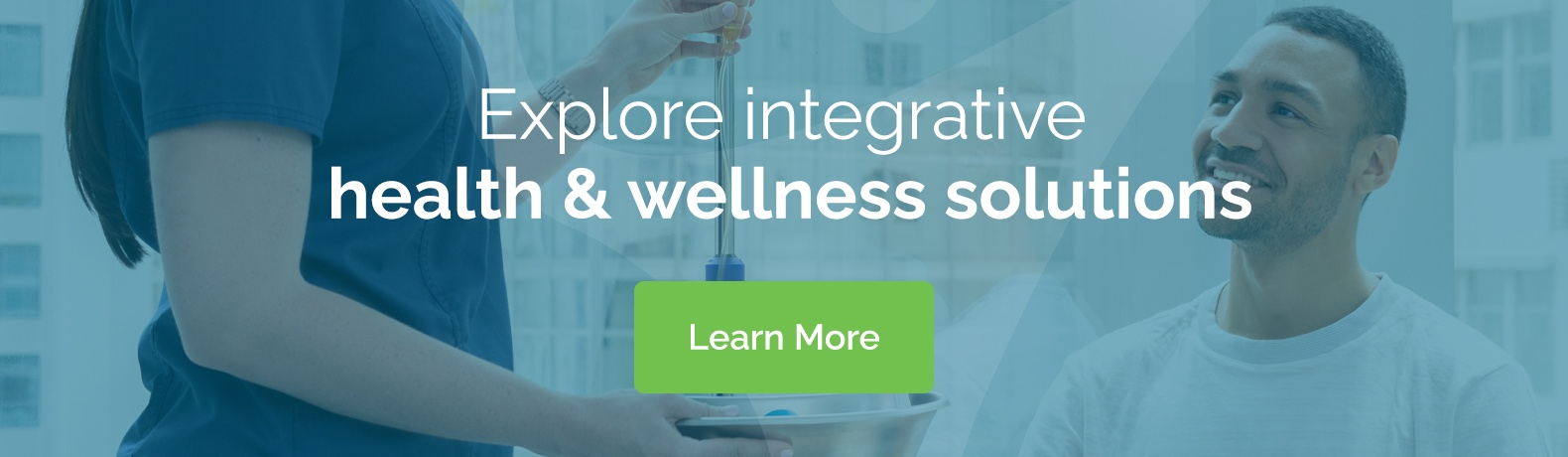 Explore integrative health & wellness solutions