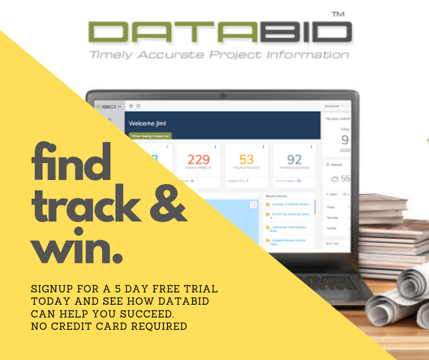 DataBid Ad - Find Track Win