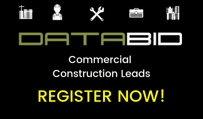 DataBid Ads - Commercial Construction Leads