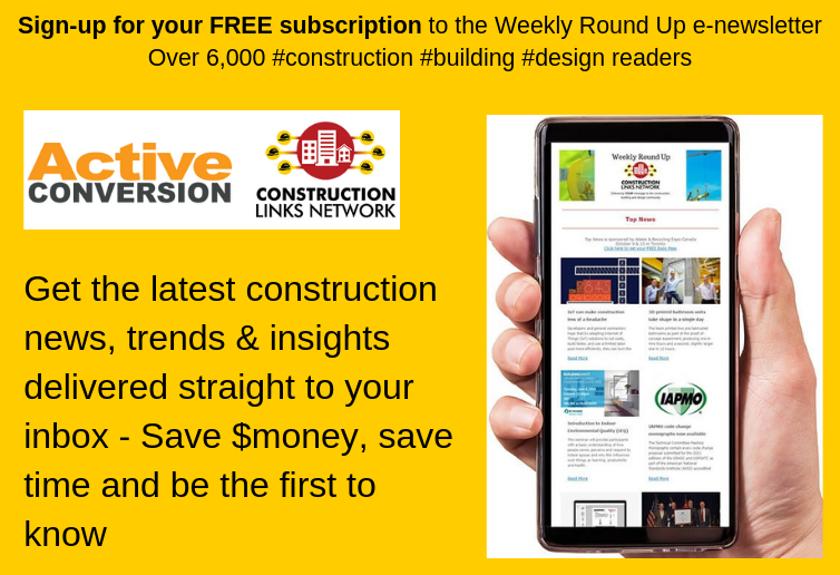 DataBid Partner Ad - Construction Links