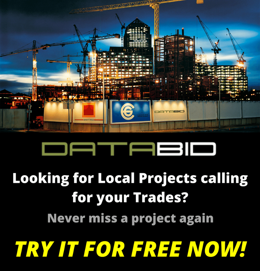 DataBid Ad - Try it for free now
