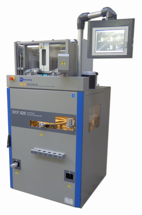 DCF Fusion instrument for XRF fused beads
