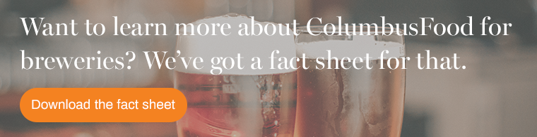 Download the ColumbusFood fact sheet for breweries