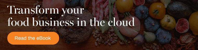 Read an e-book about transforming your food business in the cloud