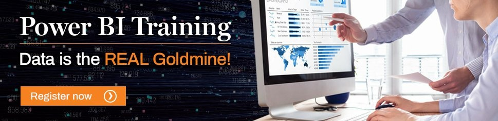 Microsoft Power BI training from Columbus UK