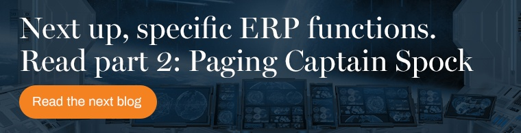 Learn more about ERP