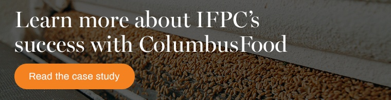 Learn how food company International Food Products Company (IFPC) improves customers experience with Columbus