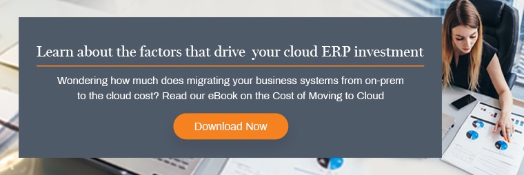 [Ebook] Cost of Moving to Cloud