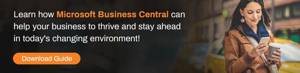 Microsoft Dynamics 365 Business Central_Columbus UK
