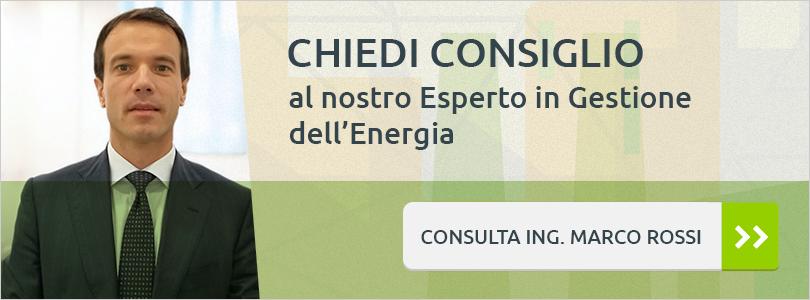 Consulenza Esperto Gestione Energia