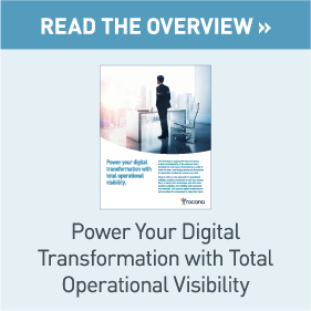 Read the Overview: Power Your Digital Transformation with Total Operational Visibility