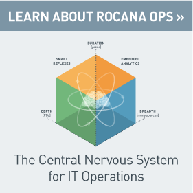 Learn About Rocana Ops: The Central Nervous System for IT Operations