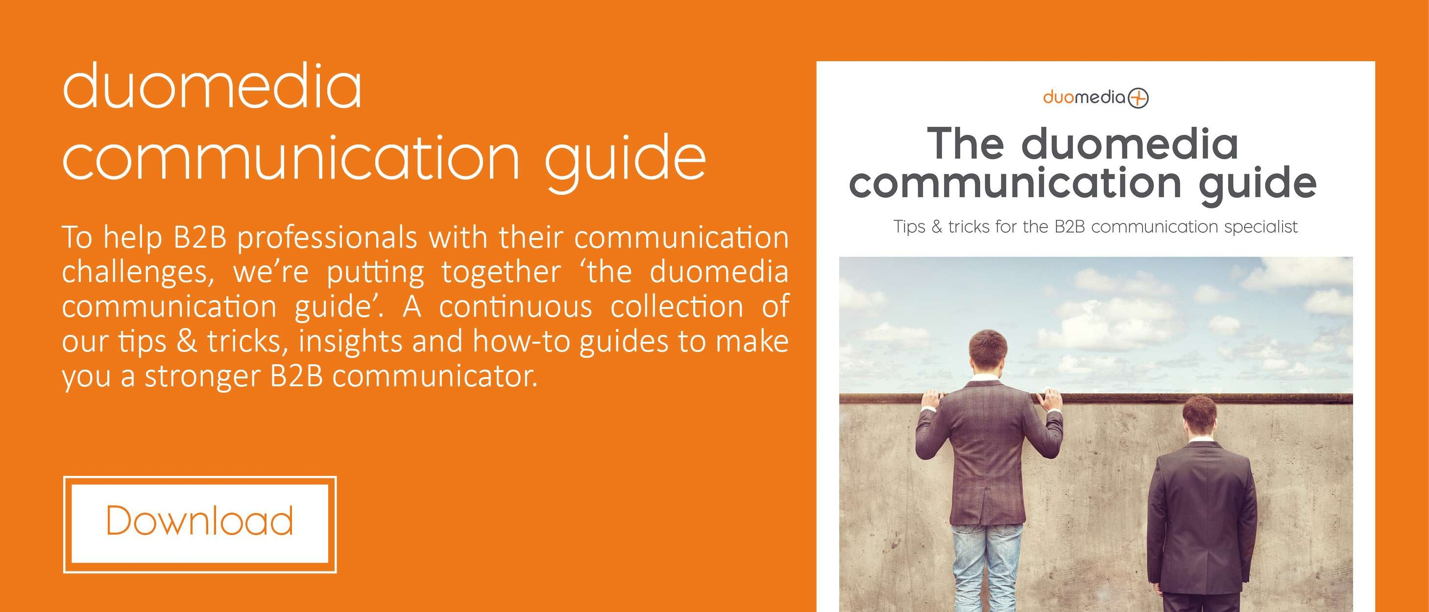 duomedia free communication guide